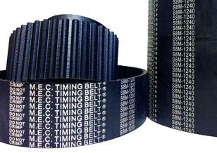 M.E.C. TIMING BELT HTD-STD