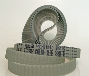 M.E.C. TIMING POLMETRIC BELT T2,5-5-10