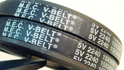 M.E.C. V-BELT V-OIL STAT